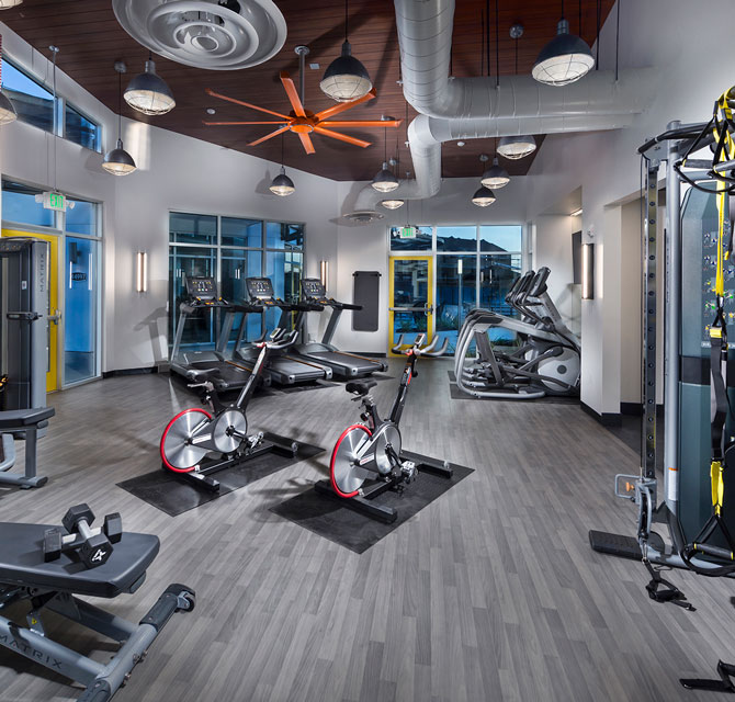 innovation rec center fitness