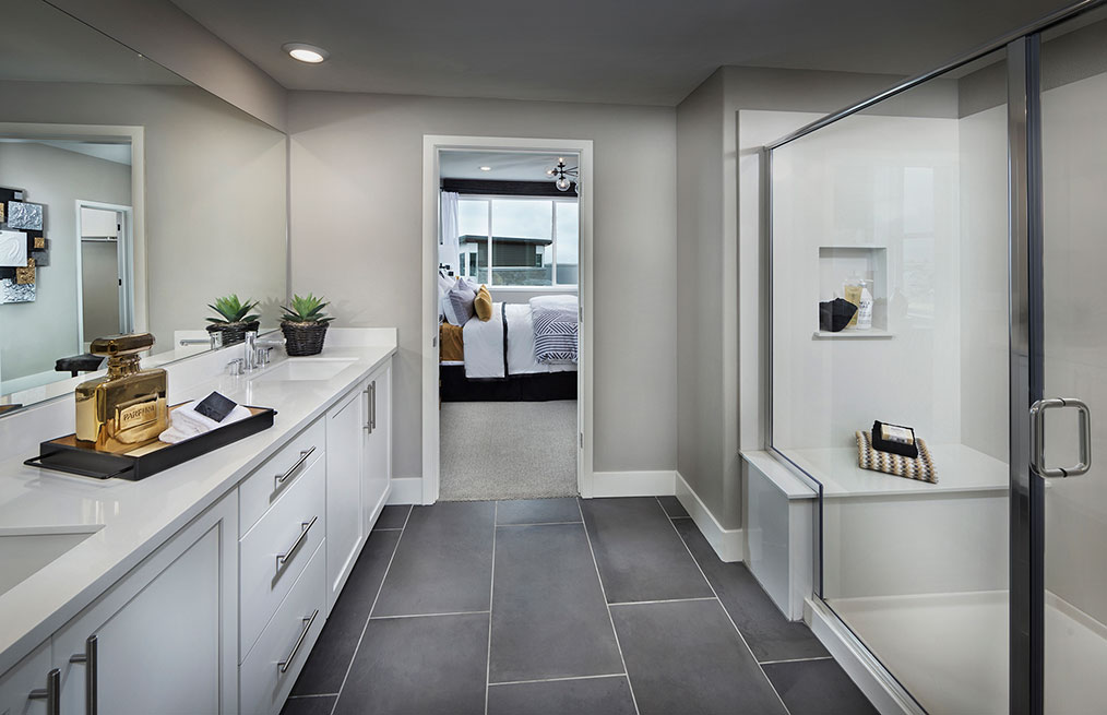 Owner's Suite Bathroom | Residence 2