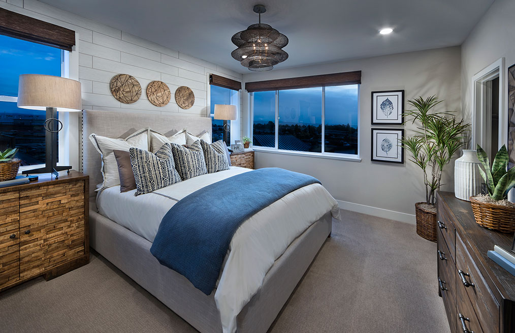 Owner's Suite Bedroom | Residence 4
