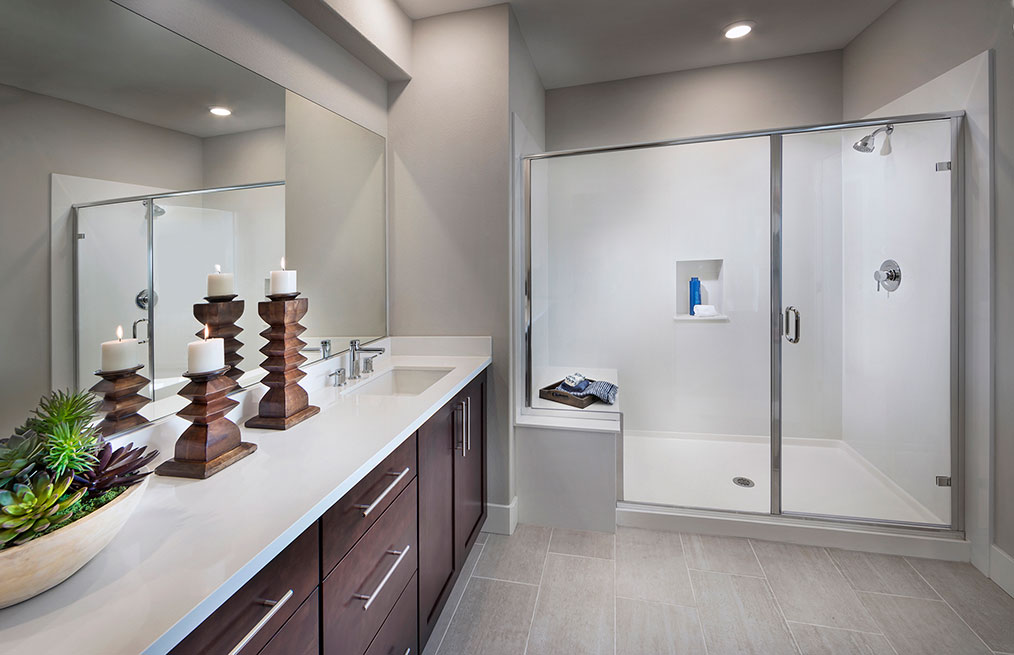 Owner's Suite Bathroom | Residence 4