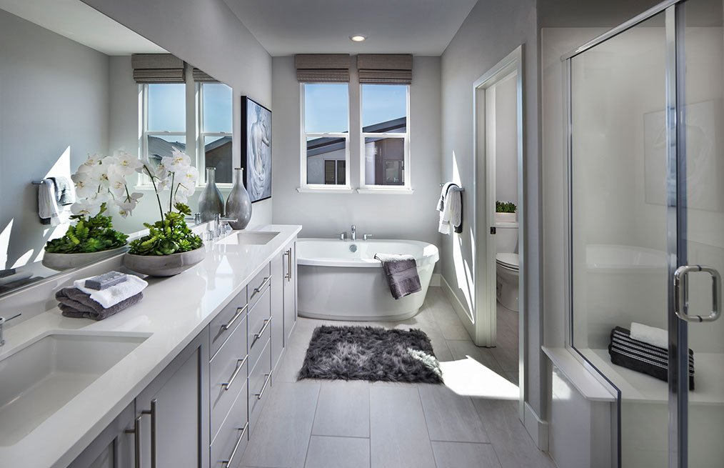 Owner's Suite Bathroom | Residence 5